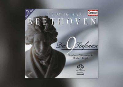 Beethoven: Die 9 Sinfonien (H. Kegel)