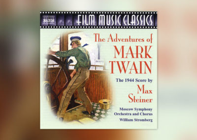 The Adventures of Mark Twain (CD)