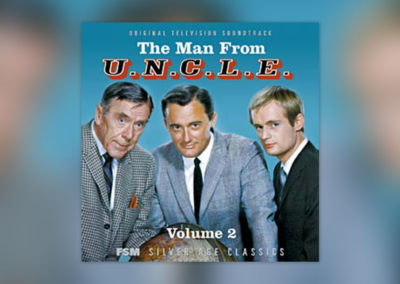 The Man from U.N.C.L.E., Vol. 2
