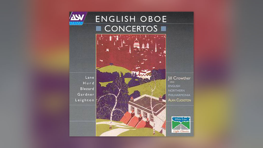 English Oboe Concertos: Irish Suite, Symph. No. 3