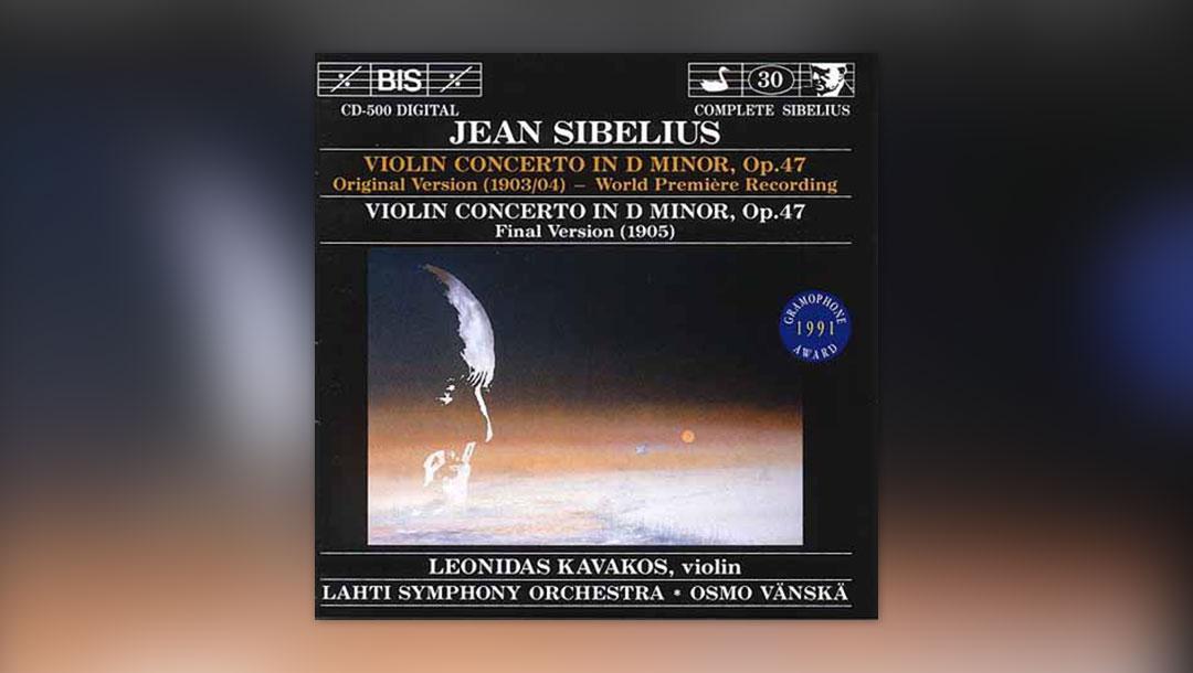Sibelius: Violinkonzert