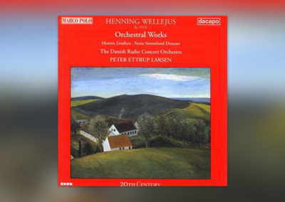 Wellejus: Orchestral Works