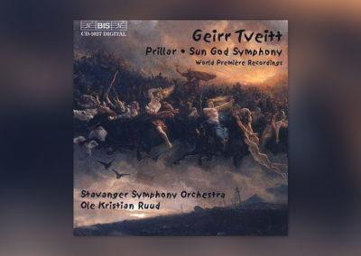 Tveitt: Prillar, Sonnengottsymphonie