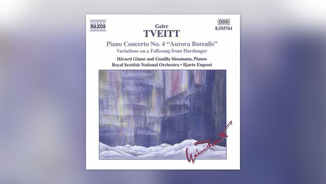 Tveitt: Klavierkonzert Nr. 4