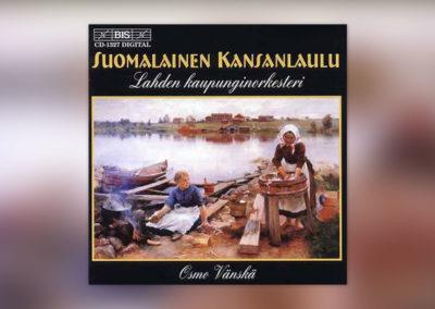 Kansanlaulu: Finnische Volkslieder