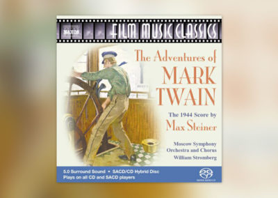 The Adventures of Mark Twain (SACD)