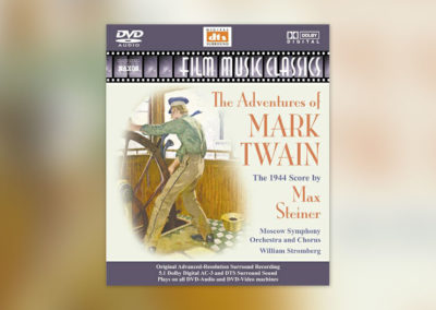 The Adventures of Mark Twain (DVD-A)