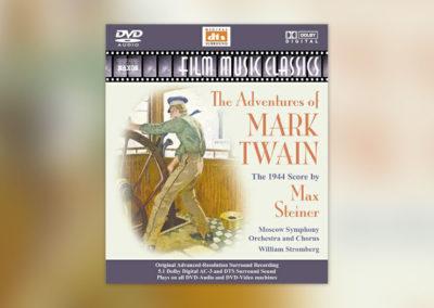 The Adventures of Mark Twain (DVD-A)