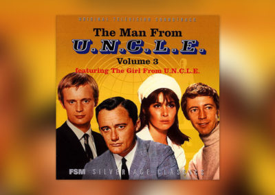 The Man from U.N.C.L.E., Vol. 3