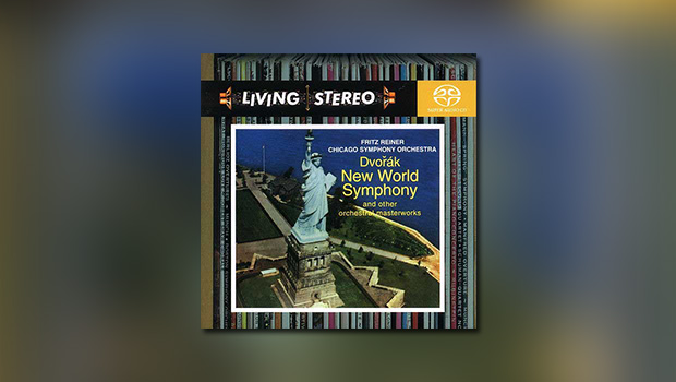 Dvořák: New World Symphony