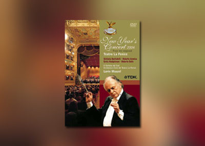 New Year´s Concert 2004 from the Teatro La Fenice
