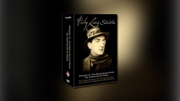 Fritz Lang Sonderedition