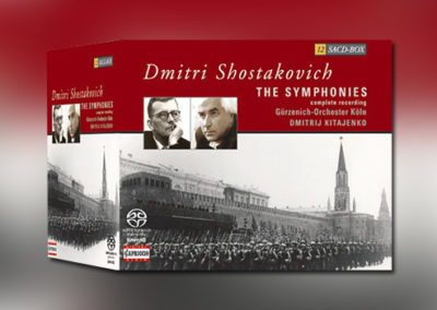 Dmitri Shostakovich – The Symphonies