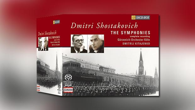Dmitri Shostakovich – The Symphonies