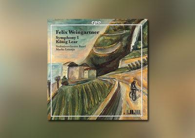 Felix Weingartner – Symphony 1 – König Lear