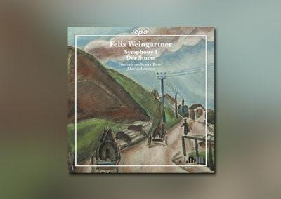 Felix Weingartner – Symphony 4 – Der Sturm