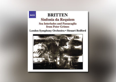Benjamin Britten – Four Sea Interludes etc.