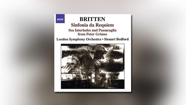 Benjamin Britten – Four Sea Interludes etc.