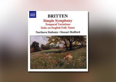Benjamin Britten – Simple Symphony