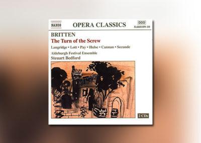 Benjamin Britten – The Turn of the Screw