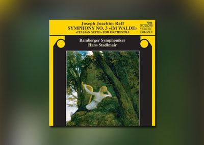 Sinfonie Nr. 3 – Im Walde – Italienische Suite