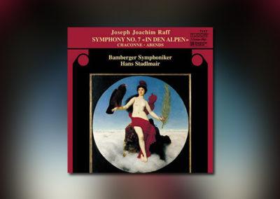 "Sinfonie Nr. 7 – In den Alpen – Chaconne BWV 1004 ""Abends"" Rhapsodie"