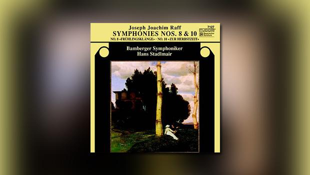 """Sinfonie Nr. 8 """"Frühlingsklänge"""" – Sinfonie Nr. 10 """"Zur Herbstzeit"""""""
