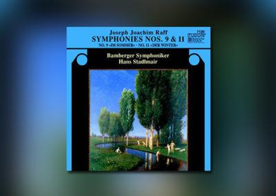 """Sinfonie Nr. 9 """"Im Sommer"""" – Sinfonie Nr. 11 """"Der Winter"""""""