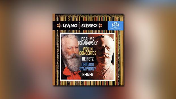 Violinkonzerte – Tchaikovsky / Brahms
