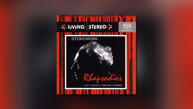 Stokowski: Rhapsodies – Liszt, Enesco, Smetana, Wagner