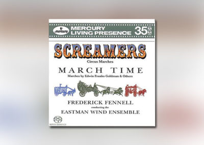 Screamers & March Time Circus and Military Marches