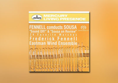 Frederick Fennell conducts Music by Leroy Anderson