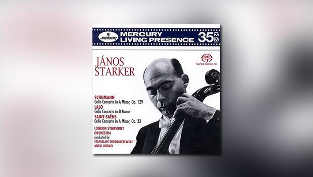 Schumann/Lalo/Saint-Saĕns – Cello Concertos