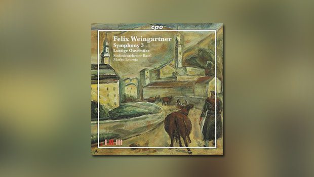 Felix Weingartner – Sinfonie Nr. 3