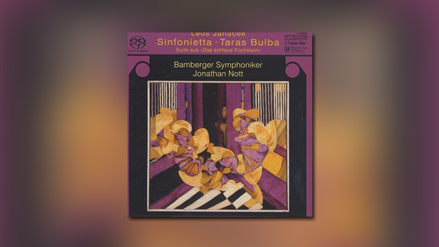 Janacek: Sinfonietta/Taras Bulba