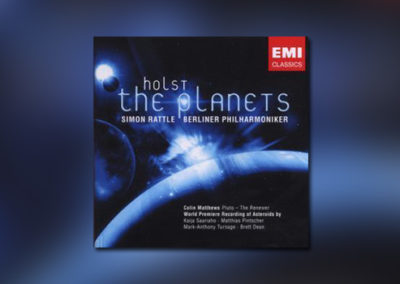 Holst: The Planets/Asteroids
