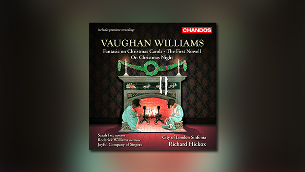 Vaughan Williams: Christmas Music
