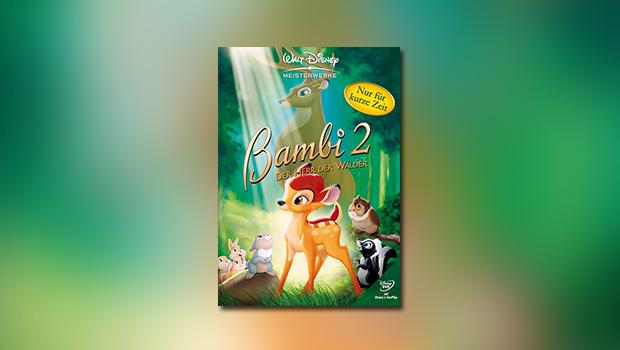 Bambi 2 – Der Herr der Wälder