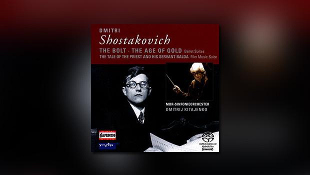 Schostakowitsch: Der-Bolzen-Suite u. a.