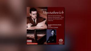 Schostakowitsch: Moskau-Tscherjomuschki-Suite u. a.