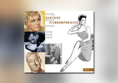 Siegfried Franz: Deutsche Filmkomponisten, Folge 3