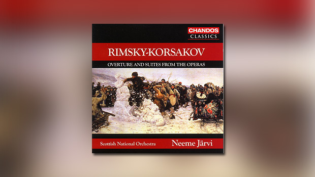 Rimsky-Korsakow: Overture and Suites from the Operas