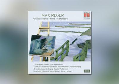Reger: Orchesterwerke (Box)
