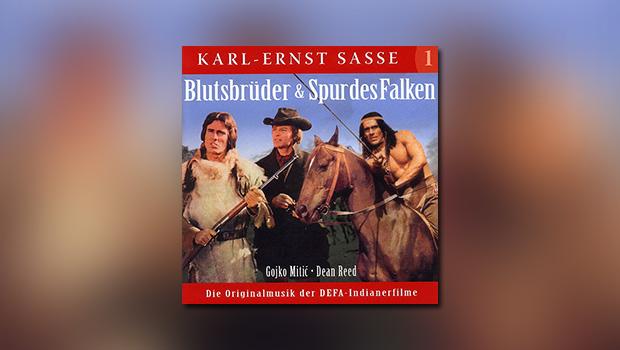 Blutsbrüder/Die Spur des Falken (Karl-Ernst Sasse I)