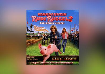 Rennschwein Rudi Rüssel 2