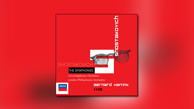 Schostakowitsch: The Symphonies (Haitink)