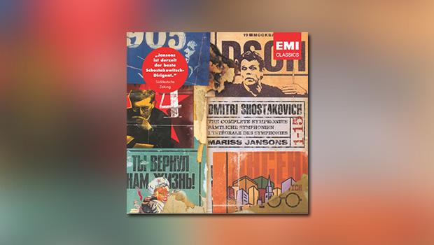 Schostakowitsch: Die Sinfonien (Jansons)