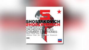 Schostakowitsch: Konzerte, Orchestersuiten u. a.