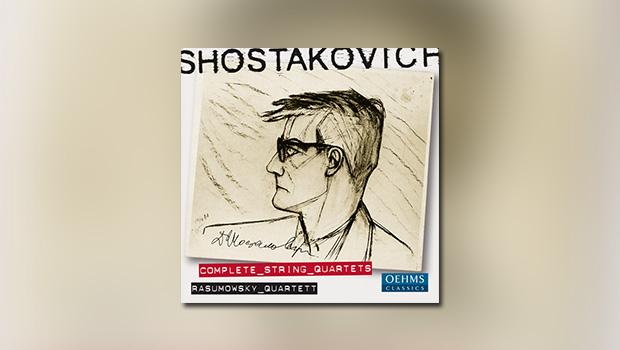 Schostakowitsch: Sämtliche Streichquartette