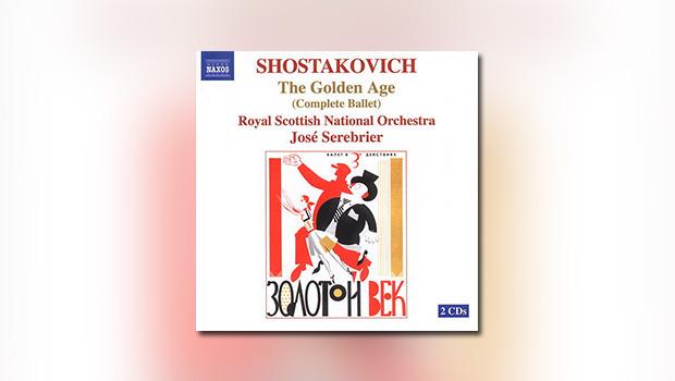 Schostakowitsch: The Golden Age (GA)